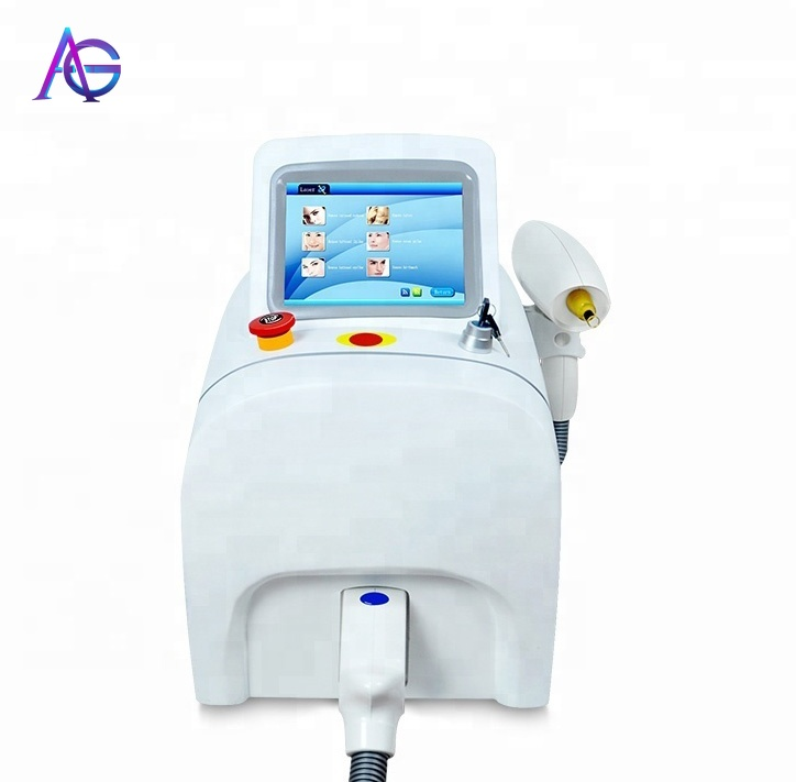 Professional Tattoo Removal 1064nm 532nm 1320nm Beauty Apparatus For Hom Eand Salon Use