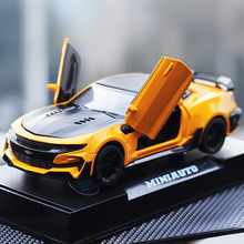 1/32 Scale Enter Car Model Diecast Vehicle Toys Hot Simulation Cars Wheels Fast Alloy Auto And Toy For Boys gifts