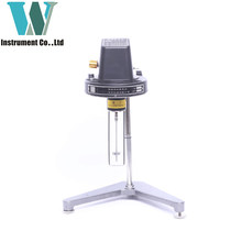 RM-1 10-100,000 mpa.s Free Shipping New Rotational Rotary Viscometer Viscosity Tester Meter Fluidimeter