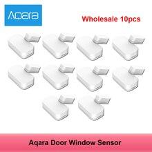 Aqara Wireless Door Sensor Zigbee Connection Smart Mini door Window sensor Work With Mi Home APP For Android IOS