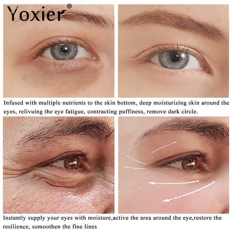 Eye Cream Retinol Eye Serum Collagen Sodium Hyaluronate Anti-Wrinkle Anti-Age Remove Dark Circles Multi-effect firming Eye Care