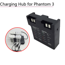 Intelligent Battery Manager for DJI Phantom 3 3A 3P 3S SE Charger Board Adapter Parallel Charging Hub Drone Parts Accessories