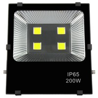 1pc 100W 150W 200W Led Reflector Lamp Floodlight AC85 265V 12V 36V Led Flood Light Outdoor Wall Road Yard Highway Lamp