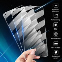 3Pcs vidrio Protector templado para Huawei P20 Pro P30 P40 Lite P10 Protector de pantalla para Huawei P smart 2019 Z 2020 película de vidrio