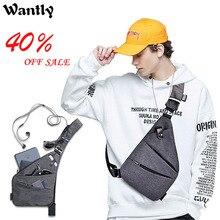 Men's bags Travel Business Fino Bag chest bag men Sport Single bags mens shoulder bags cross body pack Bag for man