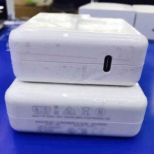 Image 3 - PD Ladegerät USB C Power Adapter 18W 30W 61W 87W QC 3,0 PD Ladegerät Für neue MacBook pro/Air Macbook iphone 11 pro/iPad Pro 2018