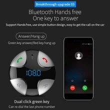 5 V/3.4A беспроводной Bluetooth приемник Смарт Mp3 Авто музыкальный приемник для дома Прямая поставка