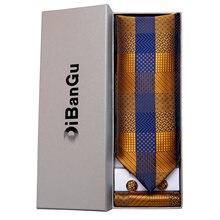Роскошный Мужской винтажный Свадебный формальный галстук ascot
