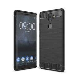 На Алиэкспресс купить чехол для смартфона full protection luxury phone case for nokia 8 9 9 pureview 7 7 plus 2.2 3.2 6.2 case carbon fiber drawing soft tpu back cover