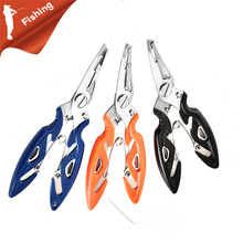 Scissor Lure-Cutter Fishing-Plier Multifunction Tackle-Tool Hook-Remover Cutting Tongs