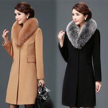 hiver Long qualité femme