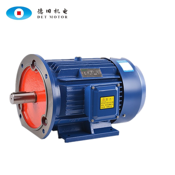 China supplier 37kw ac asynchronous motor gear box