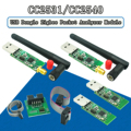 Беспроводная плата Zigbee CC2531 CC2540 Sniffer, модуль анализатора Packet Protocol, интерфейс программирования USB Dongle Capture Packet