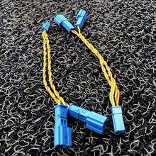 Car-Speaker-Plug Splitter Tweeter Horn-Harness-Treble F30 for F10 F20 F01/Tweeter/Splitter/..