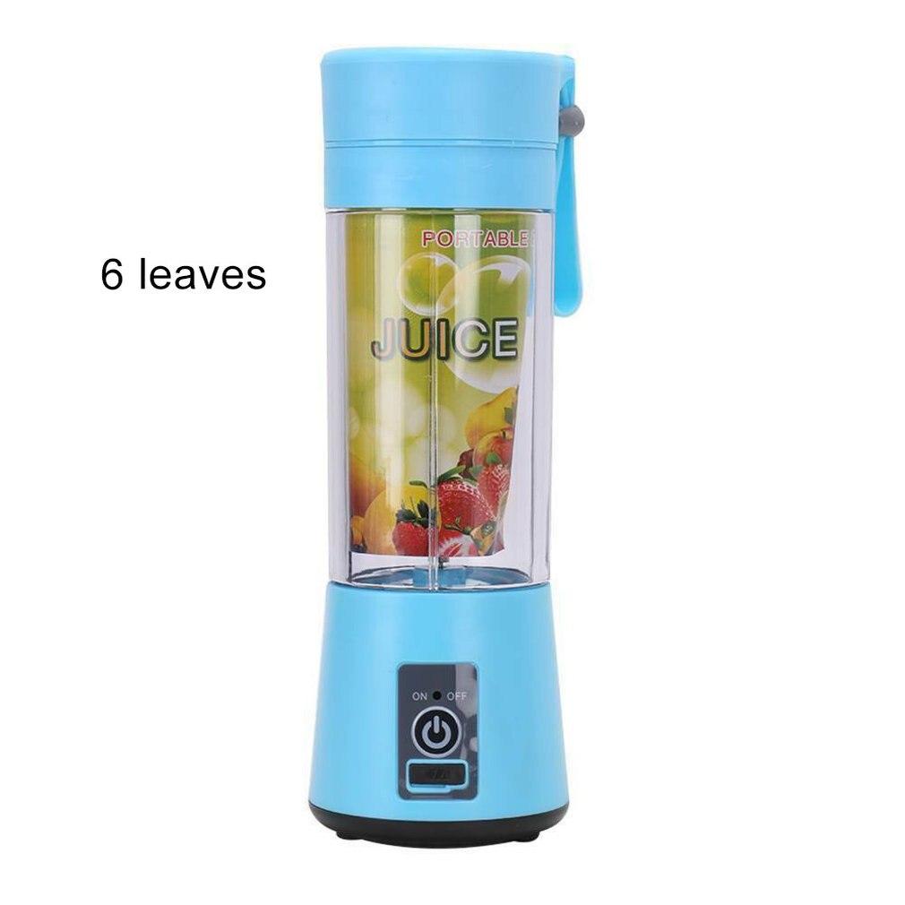 Portable USB Fruit Juicer Shaker Bottle Electric Juicer Smoothie Maker Blender  Mini Household Juicer| |   - AliExpress