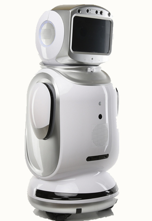 Smart robot can program dialogue voice video chat monitoring accompanying robot