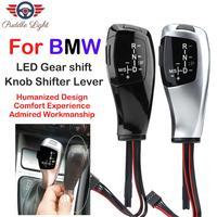 Car Automatic LED Gear Shift Knob Head for BMW E83 E39 E53 E87 E46 E84 E38 E60 E61 E63 E64 E81 E84 E85 E86 E88 E90 E91 E92 E93