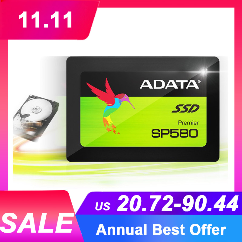ADATA Premier HDD 2.5 Inch <font><b>SSD</b></font> PC Desktop <font><b>120GB</b></font> 240GB <font><b>SATA</b></font> 3 Hard Disk HD <font><b>SSD</b></font> Notebook PC 480GB 960GB disco duro interno laptop image
