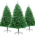 Decoração do festival adereços criptografia árvore verde artificial árvore de natal decoração da árvore de santa decorações estatueta festa decoração presente