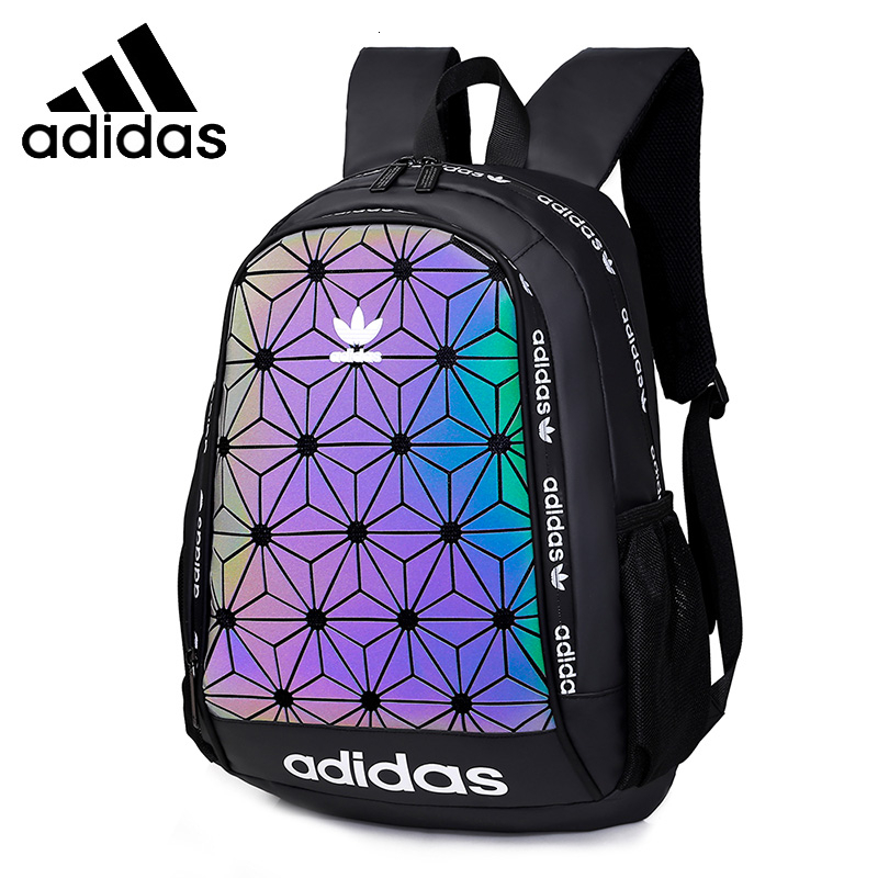 <font><b>Adidas</b></font> <font><b>Original</b></font> Backpacks Large Capacity Schoolbag Sports Bags #s02126 Ax6936 W58466 image