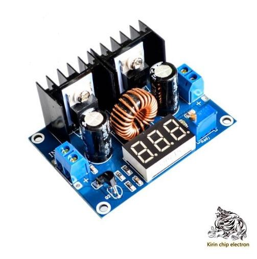 1pcs/lotXh-m404 Dc Power Voltage Regulation Step-down Module Digital Display Voltage Regulation 8A Digital Dc Voltage Regulation