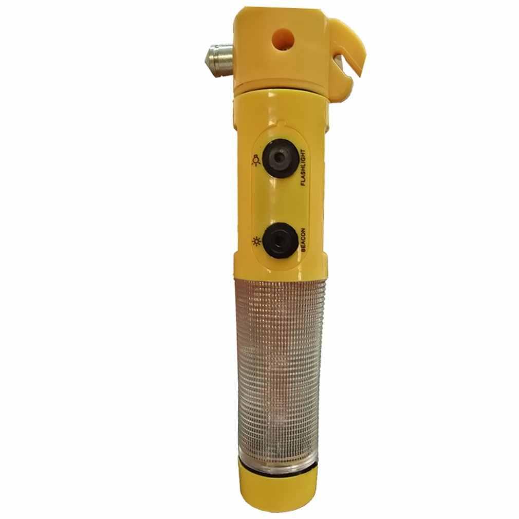Многофункциональный молоток безопасности Автомобильный аварийный с разбитым