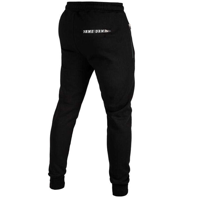 Skinny Pants MEN'S Trousers Muscle Dog Fitness Brothers Men's Cotton Sports Skinny Elasticity Squat Running Pants New Style