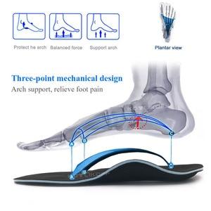 Image 3 - KOTLIKOFF pies planos ortopedia plantillas con soporte de arco insertos ortopédicos fascitis Plantar, dolor de pies, pronación para hombres y mujeres