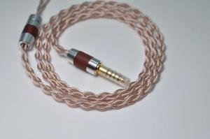 Image 2 - Highest grade single crystal copper + single crystal copper electroplated silver  49 High specification Litz structure MMCX 0.78