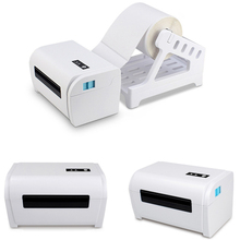 Thermal Barcode Label Printer with Label Holder- Compatible with Amazon Ebay Etsy Shopify 4X6 Shipping Sticker Printer