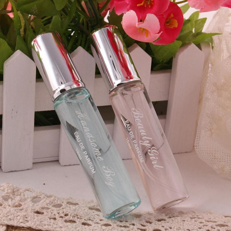 15ml Pheromone Perfume Spray For Men Women Flirting Perfume Good Smell Attracting Men Drops For Women