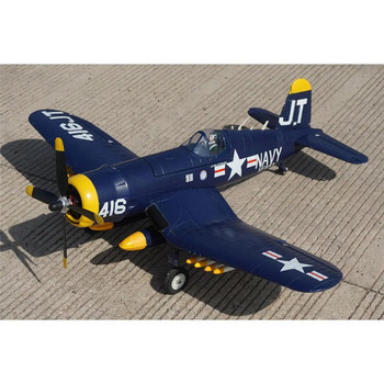 Hookll F4U Warbird 1200mm Wingspan EPO RC Airplane KIT/PNP With Retractable Landing Gear Aircraft Plane RC Outdoor Toys for Kids фото