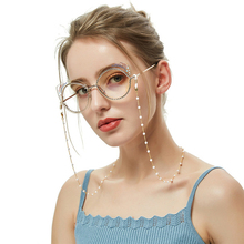Glasses-Chain Pearl Beaded Reading Women Fashion NEW Chic for Metal Casual Decor