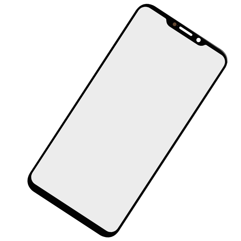 Image 3 - For Meizu X8 Front Glass Screen Lens 100% New Front Touch Screen Glass Outer Lens for Meizu X8 +Tools-in Mobile Phone LCD Screens from Cellphones & Telecommunications on