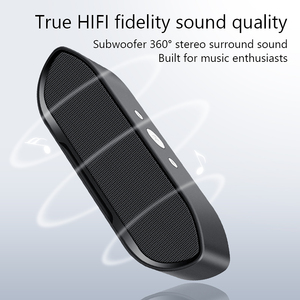 Image 2 - Portable Wireless Bluetooth Speaker Stereo big power MP3 Music MIC Subwoofer Speakers for iPhone Computer Bass Speaker Altavoz