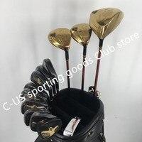 New Golf clubs Maruman Majesty Prestigio 9 Golf clubs set Graphite shaft R/S flex Free shipping