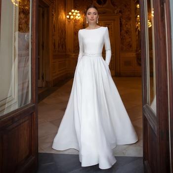Brides Modest Wedding Dresses