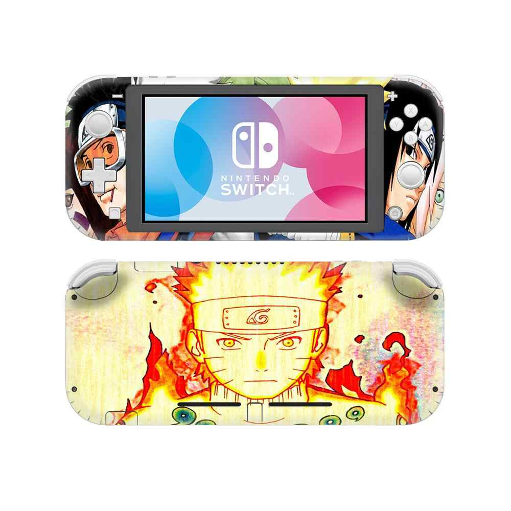 Anime Naruto Nintendoswitch Skin Sticker Decal Cover For Nintendo Switch Lite Protector Nintend Switch Lite Skin Sticker Aliexpress