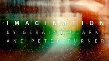 Wyobraźnia Geraint Clarke x Peter Turner magiczne sztuczki tanie i dobre opinie Metal Unisex Ulica Profesjonalne Łatwe do zrobienia Magów Zróżnicowane prop 8-11 lat Dorośli 12-15 lat Bliska magii