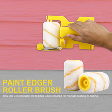 Roller-Brush Edging-Tools Painting Edger Clean-Cut-Paint Wall-Ceiling