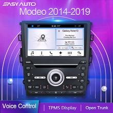 Für Ford Mondeo Fusion MK5 2013-2020 Auto Radio Multimedia Video Player Navigation GPS Android 2Din DVD Unterstützung Stimme control