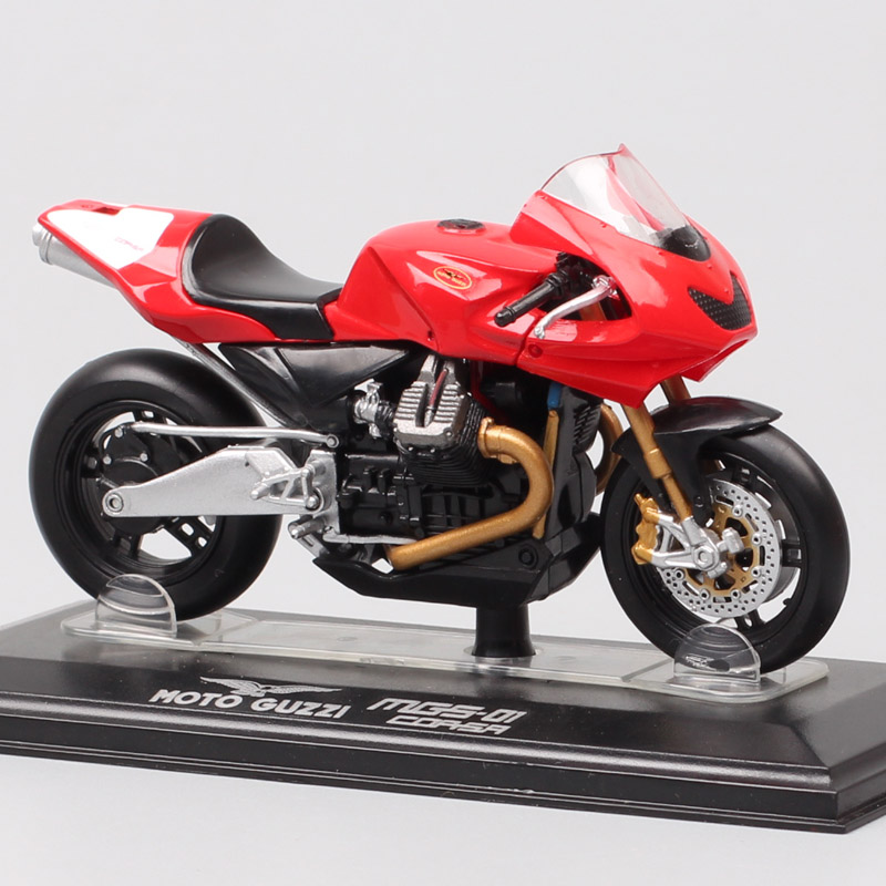 Tiny 1/22 Scale Starline Moto Guzzi MGS-01 Corsa Racer Bike Diecasts & Toy Vehicles Motorcycle Model Hobby Of Souvenir Childrens