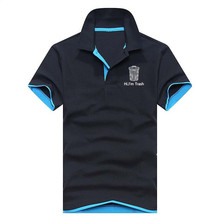 2019 Summer Men Polo Shirt Brand Clothing Fashion Men Business Casual Male Polo Shirt Short Sleeve Breathable Polo Shirt S 3XL