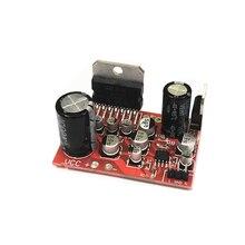 Placa amplificadora estéreo TDA7379, 38W + 38W, DC 12V w/AD828, preamplificador Super que las placas amplificadores NE5532