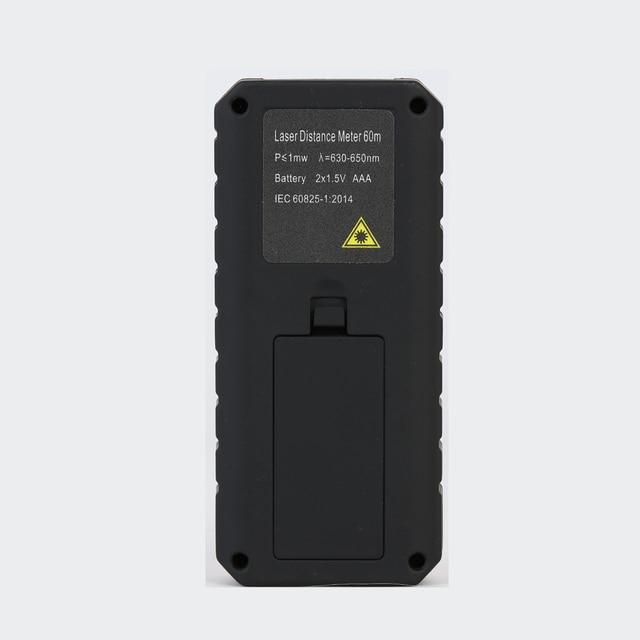 Фото jrtmfg лазерный дальномер 100 м ручной портативный электронный