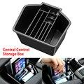 Автомобильный многофункциональный подлокотник для центральной консоли  ящик для хранения для Honda Civic 2016 2017 2018  автомобильный Органайзер