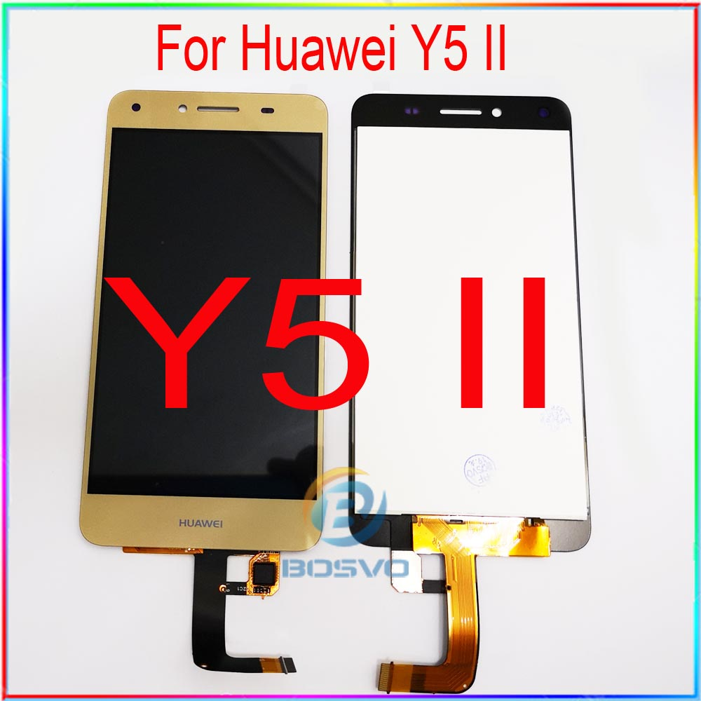 For Huawei Y5 II LCD Screen Display CUN U29 L21 L01 L02 L03 L22 L23 L33 With Touch Assembly Replacement Repair Parts