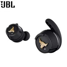 Original JBL Under Armour Project Rock True Wireless Flash Earbuds Headphones Waterproof IPX7 Sport Bluetooth Headset With Mic