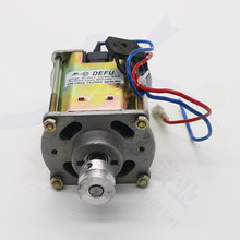 PD027 motor for Defu vertical  key cut machine 998C 998Ckey machine ;locksmith accessories