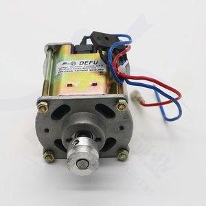 Image 1 - PD027 motor for Defu vertical  key cut machine 998C 998Ckey machine ;locksmith accessories